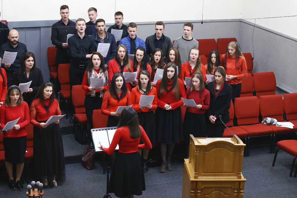 Молодіжний хор