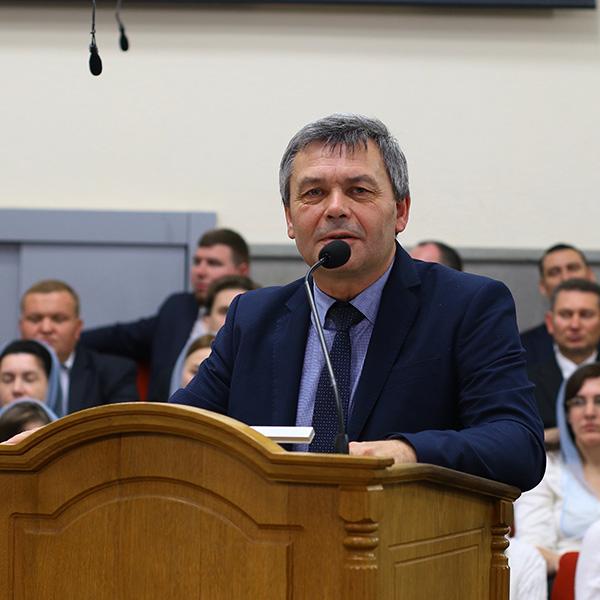Олексій Сафонов (пастор ц. Соборна)
