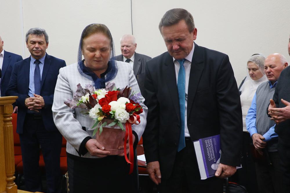 Микола та Світлана Каленик