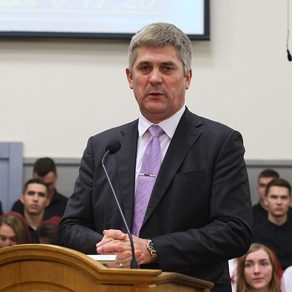 Сергій Вознюк (пастор ц. Сілоам)