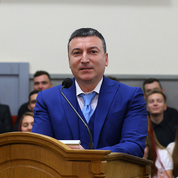 Рустам Фатуллаєв (пастор ц. Скинія)
