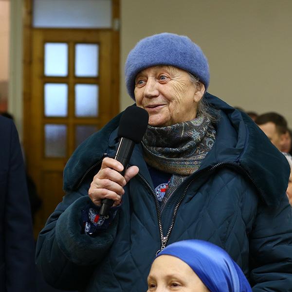 Надія Федорівна Маношенко