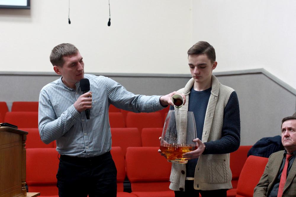 Андрій Озеруга та Тимофій Максименко