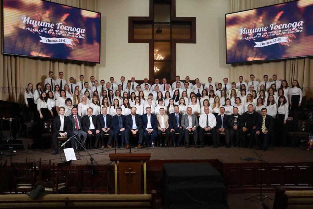 Музично-хорове служіння