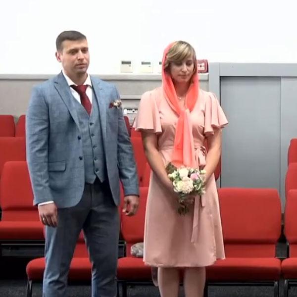 Вінчання Віталія та Тетяни