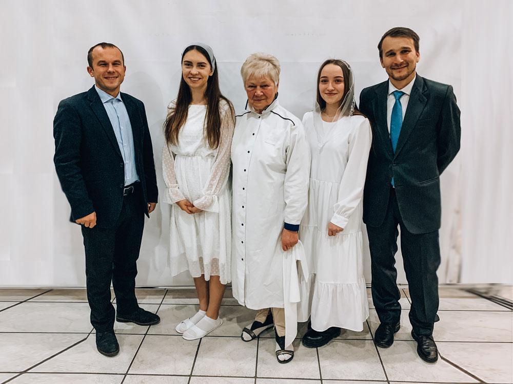 Святе Водне Хрещення 2021-01-19