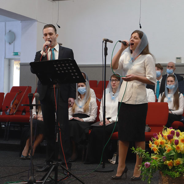 Сергій та Анастасія