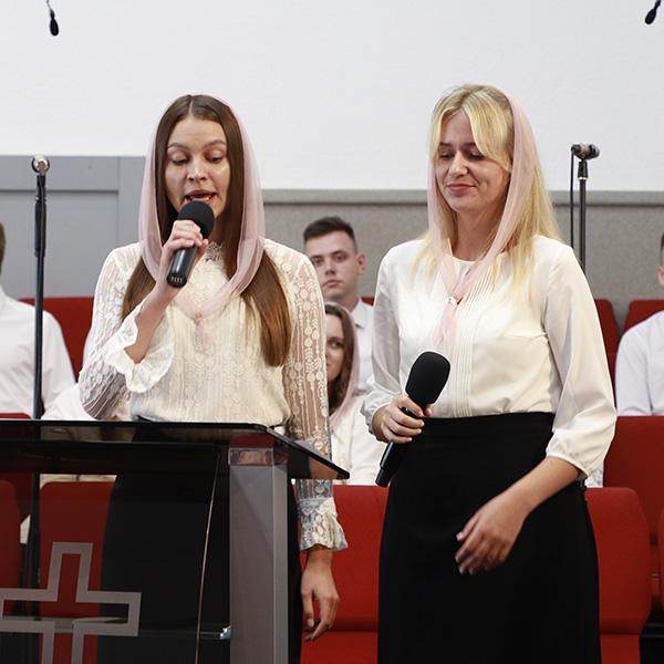 Гості з церкви Жива Надія (м. Рівне)