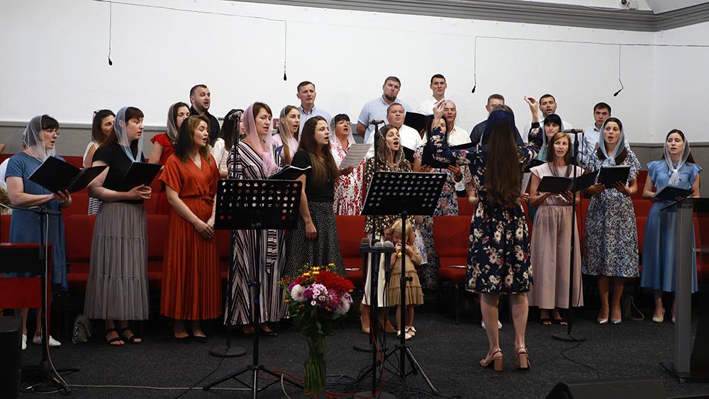 Старший хор